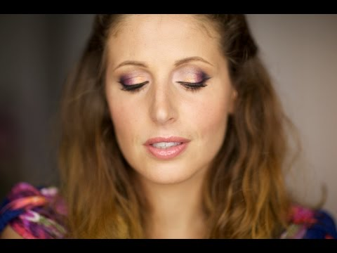 MAKEUP TUTORIAL TRUCCO AUTUNNO 2014 PALETTE MAKEUP FOREVER