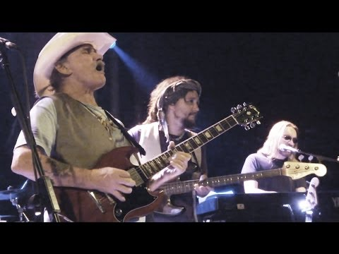 Dickey Betts&Great Southern - Ramblin' Man - Sala Apolo - Live in Barcelona 18/07/2012