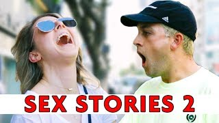 SEX STORIES WITH STRANGERS 2   Chris Klemens