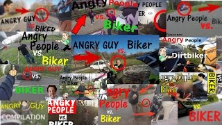 EPIC Angry People vs. Biker XXL Compilation | PaderRiders