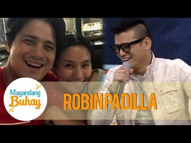 Magandang Buhay: Robin describes his relationship with Mariel