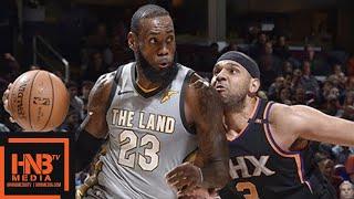 Cleveland Cavaliers vs Phoenix Suns Full Game Highlights / March 23 / 2017-18 NBA Season