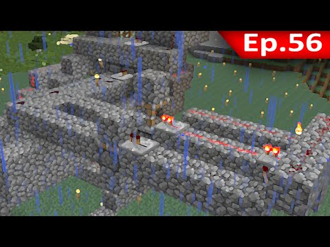 Tackle⁴⁸²⁶ Minecraft 1.7.9 #56 Spawn Monster: Redstone วิชาการเกินไป๊