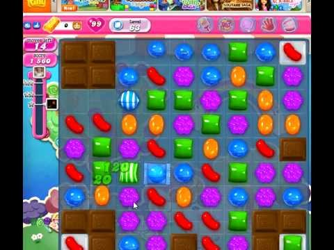 CANDY CRUSH SAGA 99 LIVES+99 ITEMS+999 MOVES 2013