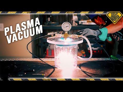 Testing Plasma in a Vacuum