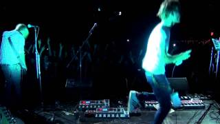 PeR (Please Explain the Rhythm) live in Vilnius 18.11.2011.