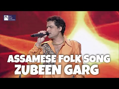 Zubeen Garg - Assamese Bihu Folk Song | Idea Jalsa video