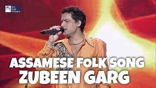 Zubeen Garg sings a beautiful Assamese Bihu Folk Song