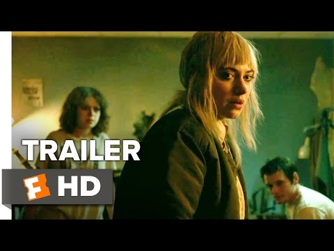 Green Room Official Trailer #1 (2016) - Imogen Poots, Patrick Stewart Movie HD