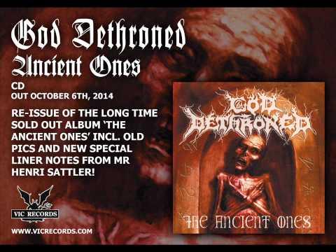 God Dethroned - God Dethroned