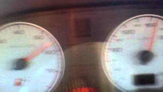 audi a6 (c4) 2.6L V6 210km\h Max (Speed)         saryagash.mp4