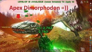 ARK: Survival Evolved (The Island) #6 - Chim Mặt Quỷ Khổng Lồ Apex Dimorphodon