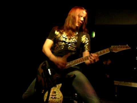 Jani Liimatainen the guitargod