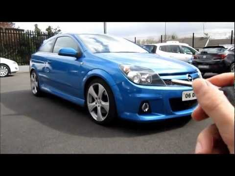 Opel Astra Opc Review >> Full Review: 2006 Opel Astra OPC - YouTube