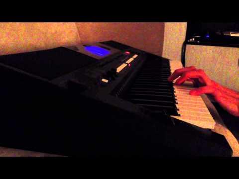 Yamaha PSR-E433- Grand Piano Medley