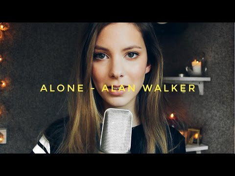 Alone - Alan Walker | Romy Wave (piano cover)