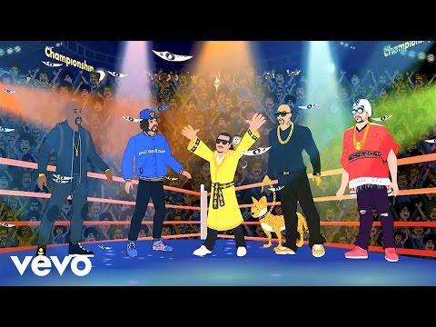 Mally Mall - Where You At ft. French Montana, 2 Chainz, Iamsu!