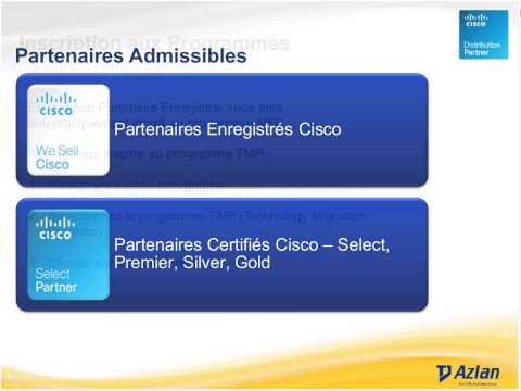 Not for Resale (NFR) & Technology Migration Program (TMP) + démonstration en ligne de l'outil CCW
