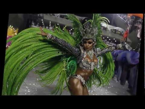 Lễ hội lớn nhất thế giới Carnival 2013 tai Rio de Janeiro.