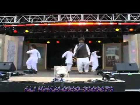 kamal masood pashto attan 2012