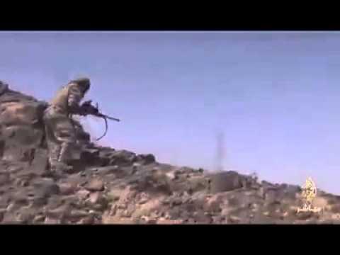 فيديو: مقاطع للمعارك الشرسة التي تدور بمحيط جبل هيلان غرب مأرب
