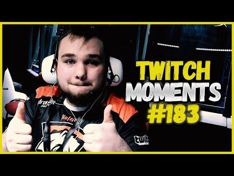 Best Twitch Dota 2 Stream Moments #183 ft Gorgc, AdmiralBulldog, EternaLEnVy, Wagamama and PGL Major