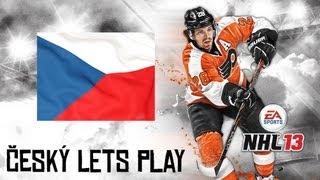 Český Let´s play | NHL 13 | MS 2013 | DEN - CZE | Xbox 360