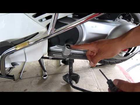 www.akecycle.com วิธีถ่ายน้ำมันเฟืองท้าย