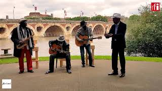 "Le Bakolo Music International Interprète ""Marie Louise"""