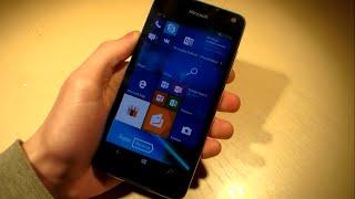 Обзор Microsoft Lumia 650 (HD)