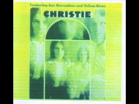 Christie - Johnny One Time