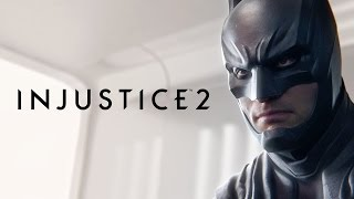 Injustice 2 - The Lines are Redrawn Story Trailer