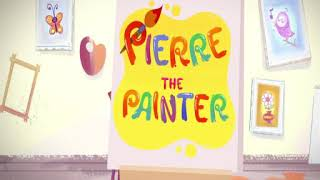 Pierre the Painter/ baby tv