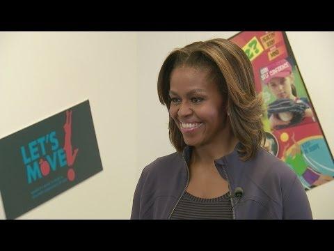 Michelle Obama habló en Al Punto sobre el programa 'Let's Move' -- Al Punto