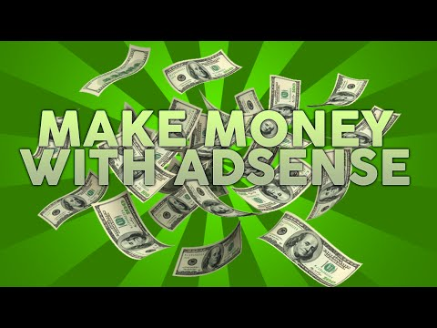 Make Money with Adsense - Case Study