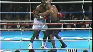 Mike Tyson vs. James Douglas (1990-02-11)