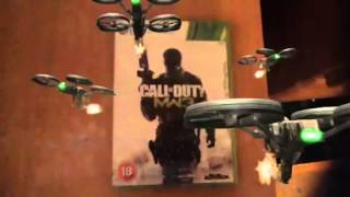 Destroying mw3 with dragonfly black ops 2