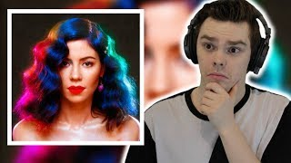 Download Lagu NEVER Listened to MARINA AND THE DIAMONDS | Reaction Gratis STAFABAND