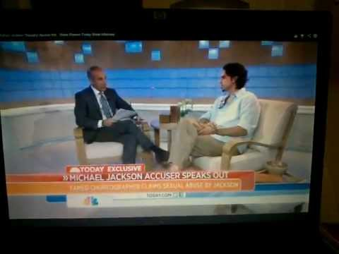 Wade Robson - My Body Language Analysis. The Today Show. Michael Jackson. Part One