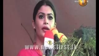 නාමල් රාජපක්ෂ සමග කළ අවසන් කතාබහ පිළිබඳ හිරුණිකාගේ හෙළිදරව්ව Hirunika Premachandra speech