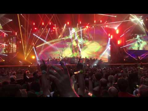 Coldplay - Charlie Brown [Live @ Amsterdam ArenA, Amsterdam, 24/06/2016