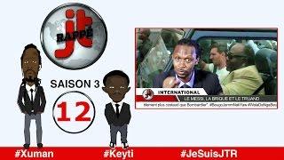 Journal Rappé (S03, épisode 12 ) : Le Gabon, la brique et le truand