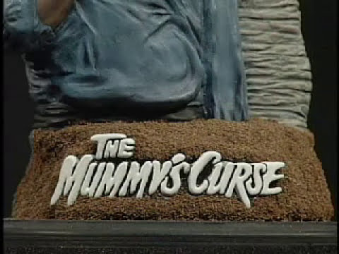Monster Model Review #1 Mummy's Curse by Diceman Creations