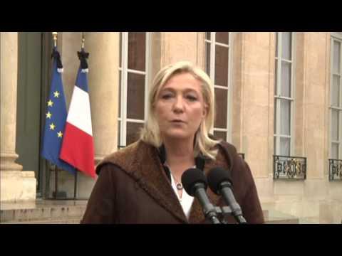 France attacks: Far-right emboldened?