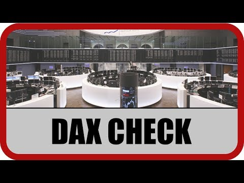DAX-Check: Leitindex könnte Bodenbildung nun endgültig abschlließen