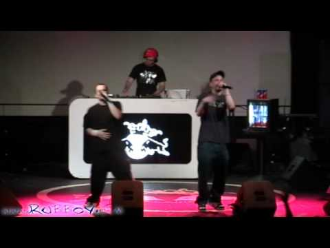 Cirujanos (Rap + Freestyle) [Semifinal Bilbao Red Bull Batalla de los Gallos 2009]