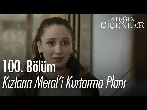 Kızların Meral'i kurtarma planı - Kırgın Çiçekler 100. Bölüm