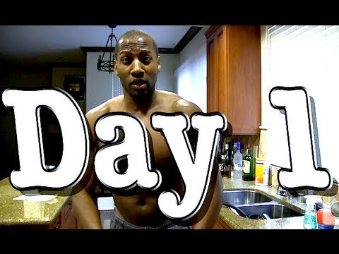 How to lose 10 pounds in 2 weeks - Day 1
