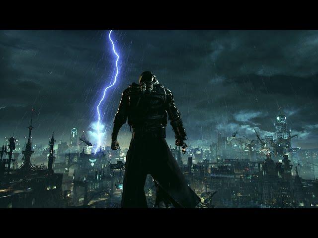"Official Batman: Arkham Knight Trailer – ""Gotham is Mine"""