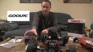 RCing Around- Budget Brushless! Turning my Mad Rat into a cheap, fun brushless buggy. GoolRC system.